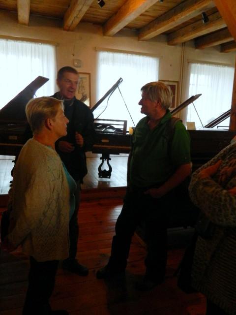 11.10.2014. W Muzeum Historii Przemysłu w Opatówku