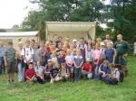 Uczestnicy spotkania z Wikingami