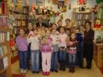 Uczniowie ze Szkoły Podstawowej w Tłokini Wielkiej - 03.12.2007