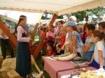 Kasia opowiada o życiu kobiet Wikingów
