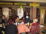 Dr Bogumiła Celer opowiada o Książnicy Pedagogicznej w Kaliszu