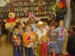 Dzieci z przedszkola w Opatówku przyszly ze swoimi misiami  - 22.11.2007