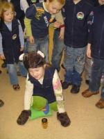 Stary niedźwiedź pilnuje miodu 12.11.2007