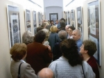 W otwarciu wystawy uczestniczyli bibliotekarze z Powiatu Słupeckiego
