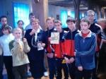 Na spotkanie przyszli młodzi sportowcy z Opatówka