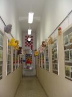 Misie witały już w korytarzu - 20.11.2007
