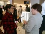 Rozmowa z dziennikarką Radia Merkury