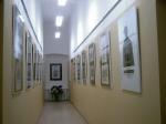 Wystawa w korytarzu