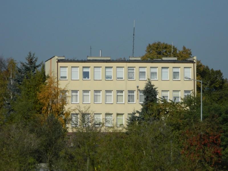 Budynek Urzędu Gminy w Opatówku