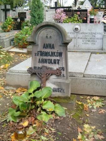 Anna Arnoldt
