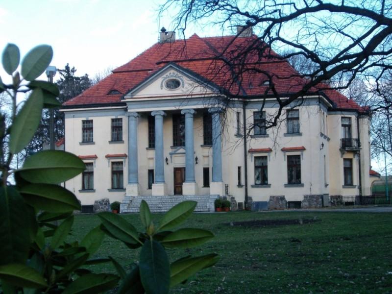 Pałac w Tłokini Kościelnej