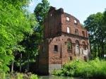 Ruiny młyna wodnego