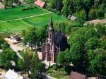 Kościół w Chełmcach. Fot. z archiwum Urzędu Gminy Godziesze