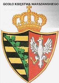 Godło Księstwa Warszawskiego