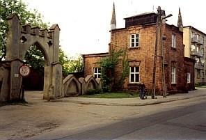 budynek Cukierni z czasów gen. Zajączka