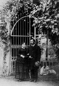 Agaton Giller i Aleksandra Pietrow