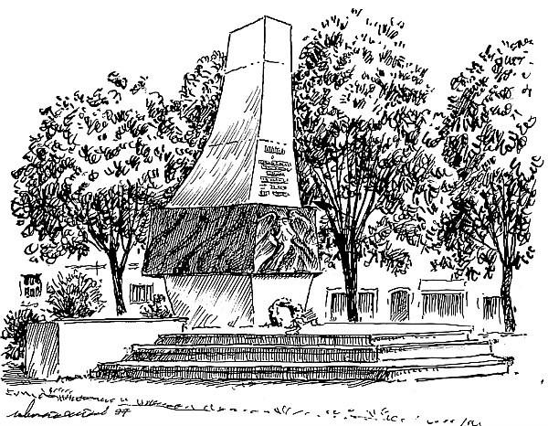 Pomnik ofiar II wojny