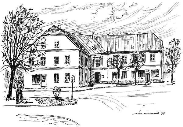 Dom rodzinny Gillerów