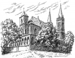 Neogotycki kościół parafialny