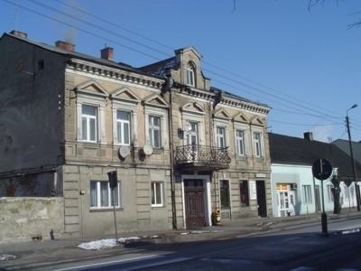 Budynki z początku XX w.
