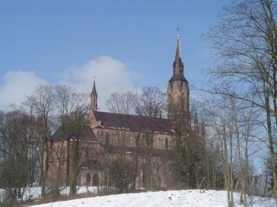 Kościół w Chełmcach