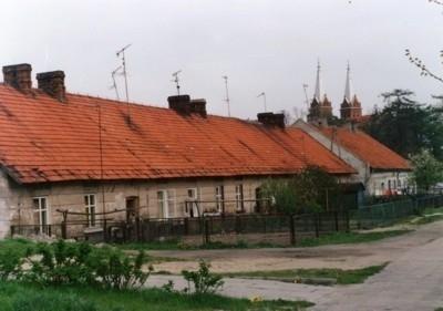 Domy robotników folwarcznych