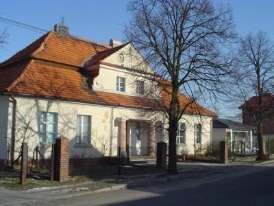 Dawny budynek Urzędu Gminy w Rajsku