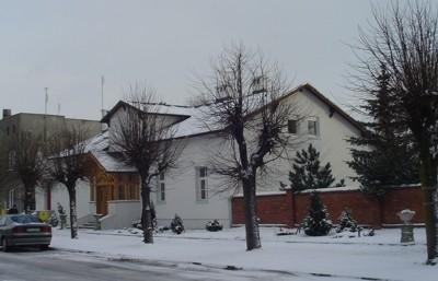 Budynek plebanii