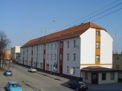 Budynki na rynku