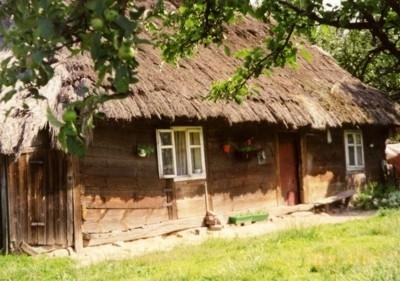 Domy drewniane w gminie Opatówek