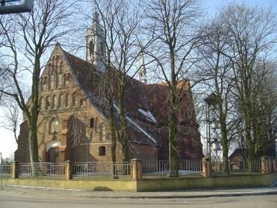 Kościół w Rajsku