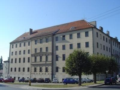 Budynek główny (obecnie Muzeum Historii Przemysłu)